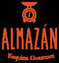 Logo de Almazán, comercio en dónde puedes conseguir Quinoa de Bocali.